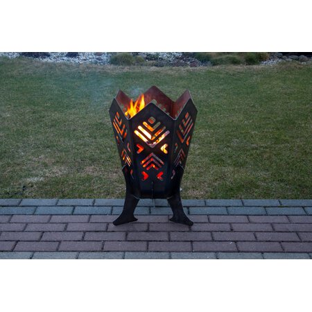 Design-Feuerkorb Baltic Fire XXL